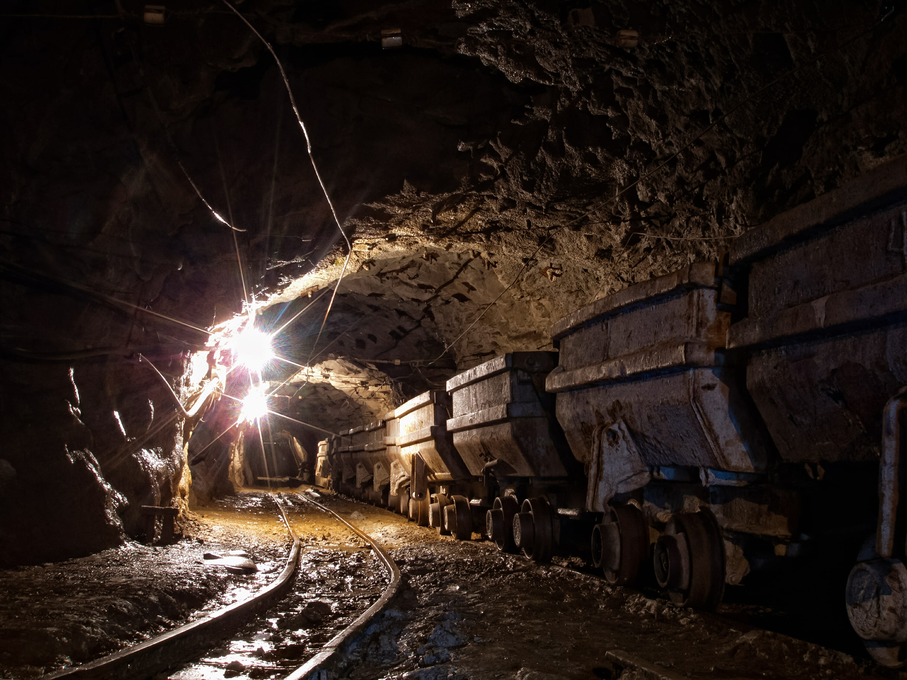 Underground Mine Pilots New Technology for Better Sludge Clean Up -