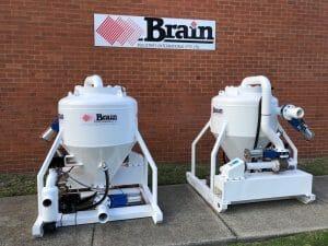 Brain's Airloader pump off to Africa