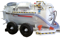 self filling tanker equipment for hire