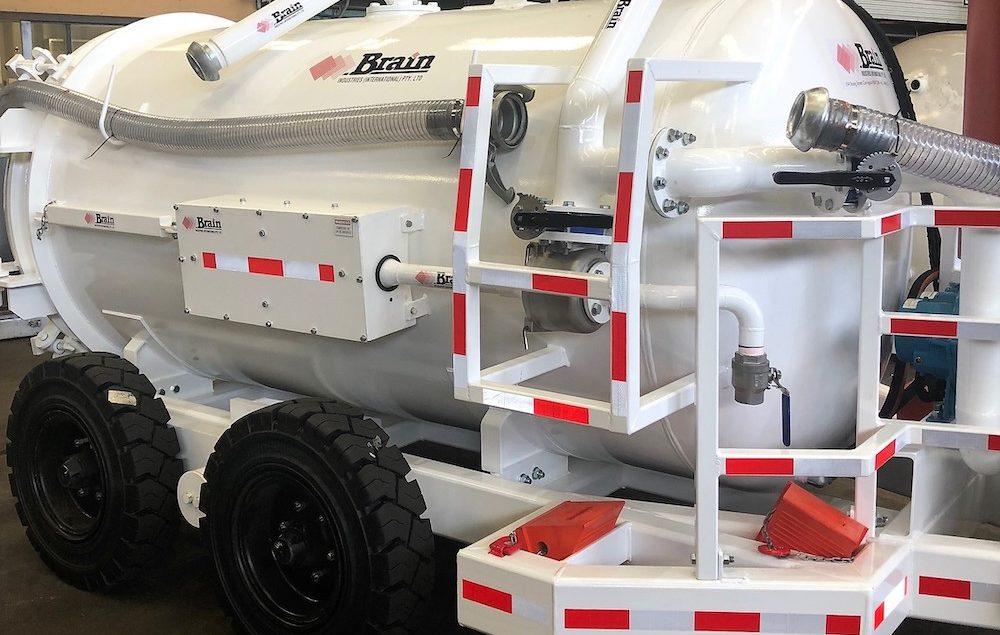 self filling tanker_hydraulic